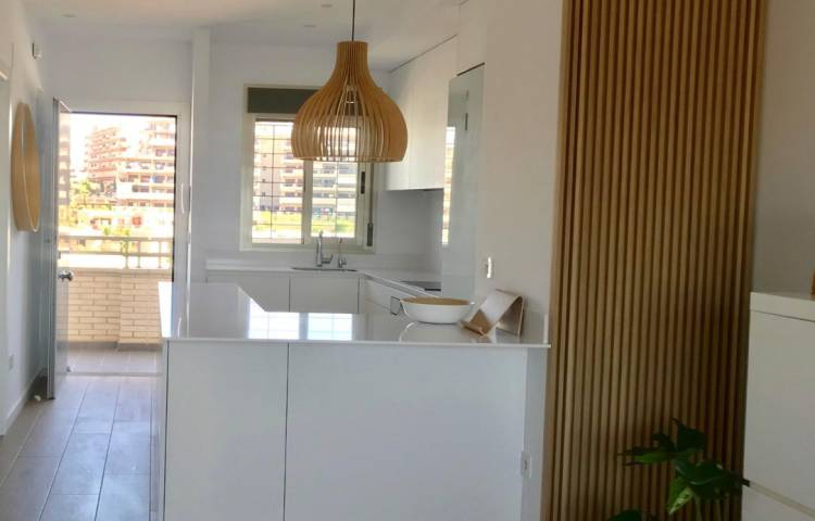 INTEGRAL REFORM OF APARTMENT IN ARENALES DEL SOL